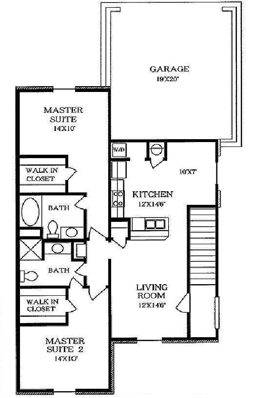 Camden Grove Apartment Floor Plans Grant Properties